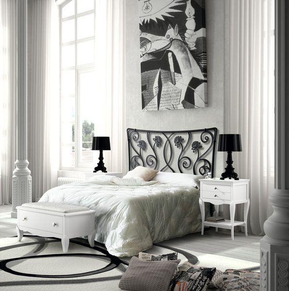 01 Dormitorio forja