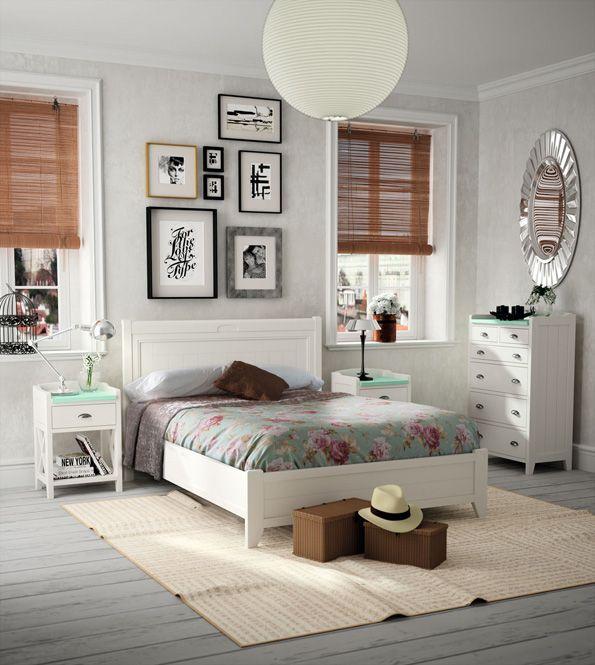 03 Dormitorio provenzal