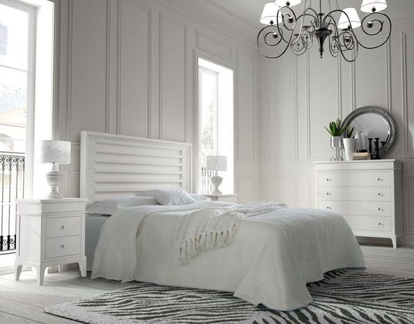 04 Dormitorio provenzal