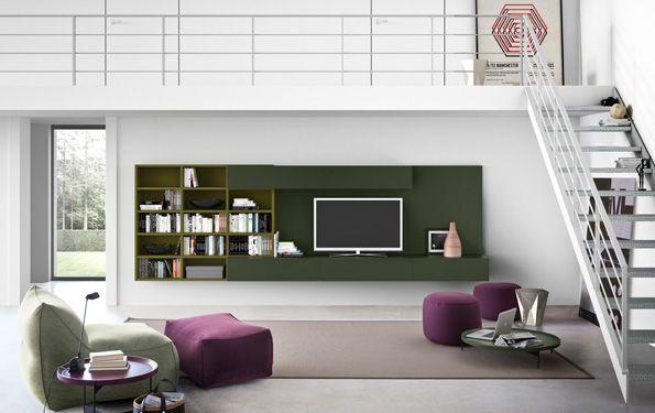 02 Salón moderno