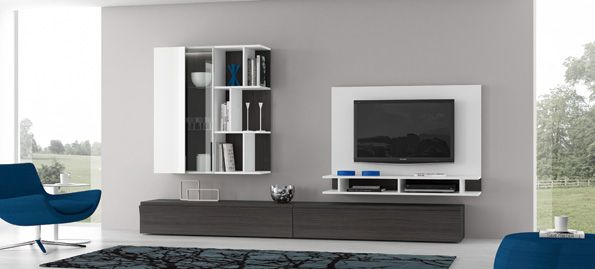 09 Salón moderno