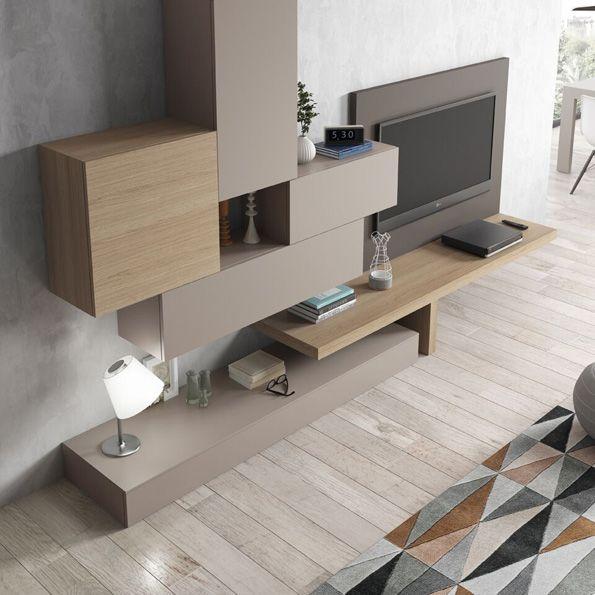 21 Salón moderno